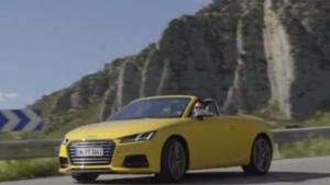 Audi lanza su nuevo TT Roadster