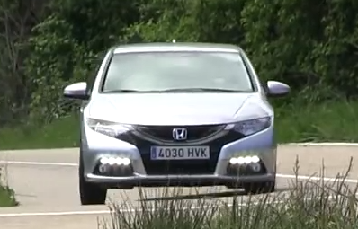 Honda Civic 5p diésel